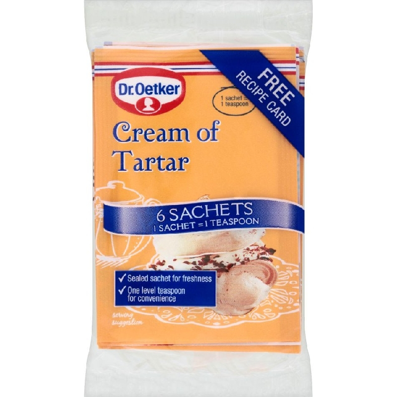 Cream Of Tartar Suomi