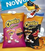 Cheetos Crunchos Sweet Chilli (EU)95g