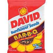 David's Sunflower Seeds BBQ 149g
