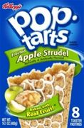 Pop Tarts Apple Strudel 400g