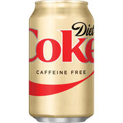 Coke Diet Kofeiiniton 330ml