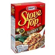 Kraft Stove Top Turkey Stuffing 176g