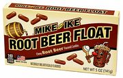 Mike&Ike Root Beer Float 141g