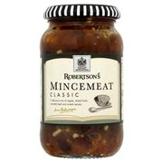 Robertson's Traditional Mincemeat 411g