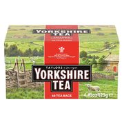 Taylors of Harrogate Yorkshire Tea 40ps