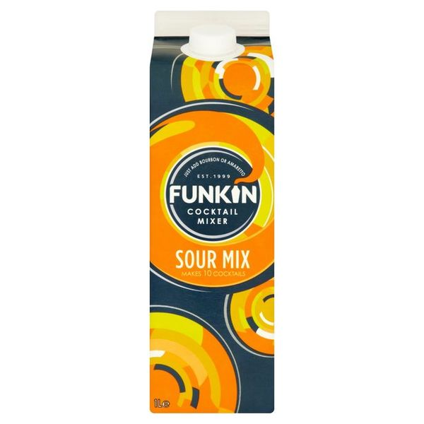 Funkin Sour Mix 1l