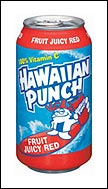 Hawaiian Punch with Fruit Juicy Red 335ml