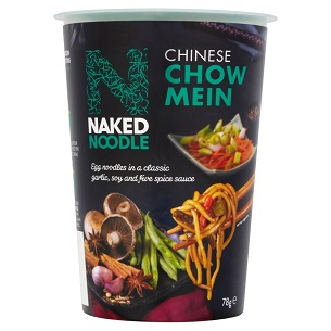 Naked Noodle Chow Mein 78g