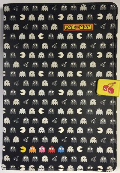Pac-Man iPad Mini Case Grey
