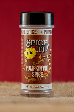 Spice-it! Pumpkin Pie Spice 85g
