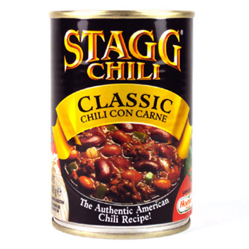 Stagg Chili Classic 400g