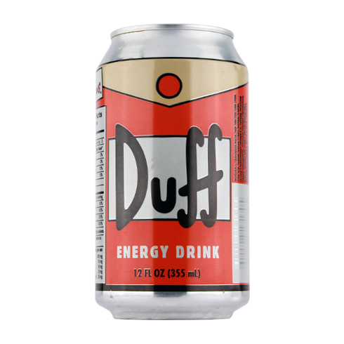 Boston America Duff Energiajuoma 284ml