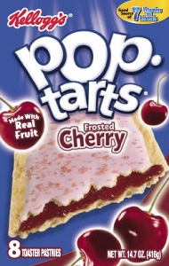 Pop Tarts Cherry 400g