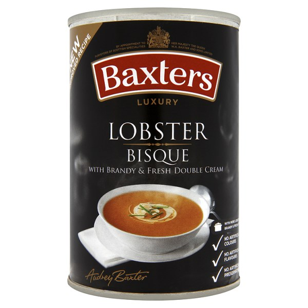 Baxters Lobster Bisque 415g
