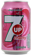 7UP Kirsikka 330ml