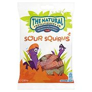 Natural Confectioner co. Sour Squirms 160g