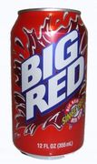 Big Red Soda 355ml