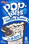 Pop Tarts Cookies'N' Creme 400g