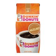 Dunkin Donuts Hazelnut Ground Coffee 340g