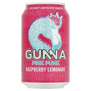 Gunna Pink Punk Raspberry Lemonade 330ml