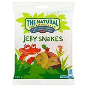 Natural Confectionery co. Jelly Snakes 160g