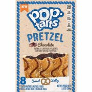 Pop Tarts Pretzel Chocolate 384g