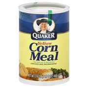 Quaker Yellow Corn Meal 680g