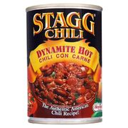 Stagg Chili Dynamite Hot 410g