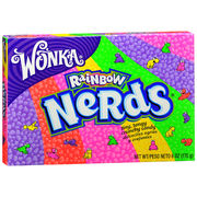 Wonka Rainbow Nerds 140g