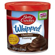 Betty Crocker Whipped Chocolate Frosting 340g