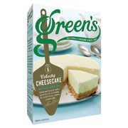 Green's Cheesecake Mix 295g