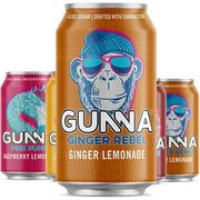 Gunna Ginger Rebel Ginger Lemonade 330ml
