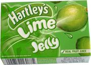 Hartley's Lime Hyytelöaine 135g
