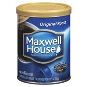 Maxwell House Ground Original Roast 326g