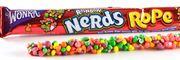 Wonka Nerds Rope Rainbow 26g
