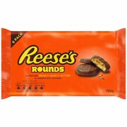 Reese's Rounds Peanut Butter Cookies 110g