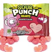 Sour Punch Hearts 71g