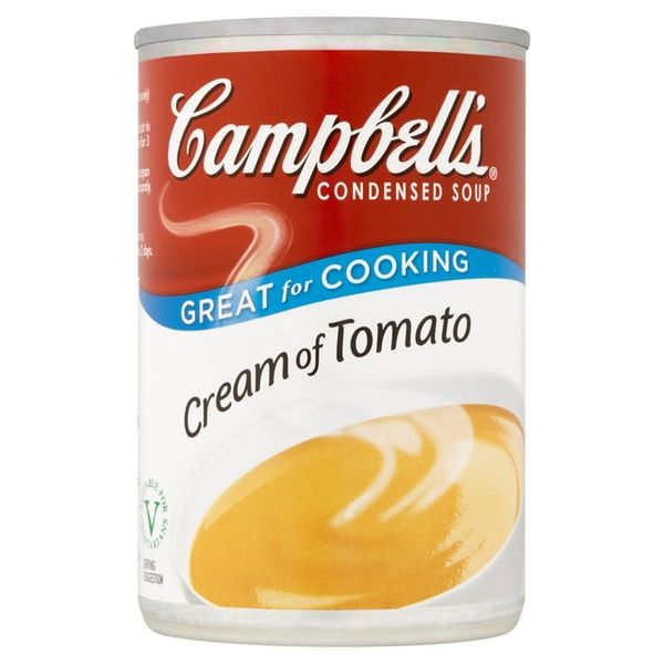 Campbell Cream of Tomato Soup 295g