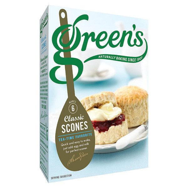 Green's Scones Mix 240g