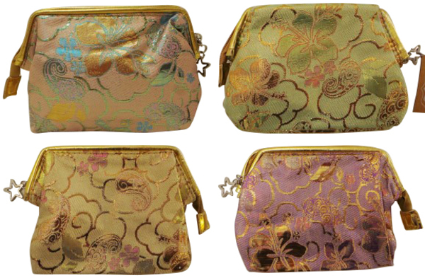 Madame Posh Cosmetics Bag