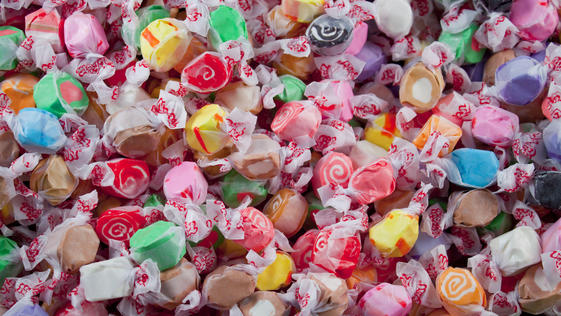 Salt Water Taffy 15g