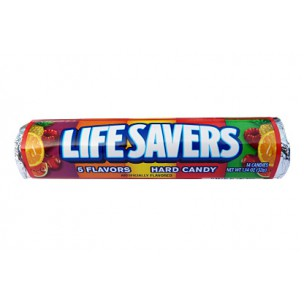 Lifesavers 5 flavors 32g